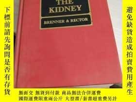 二手書博民逛書店THE罕見KIDNEY BRENNER RECTOR (Ⅱ)Y270289