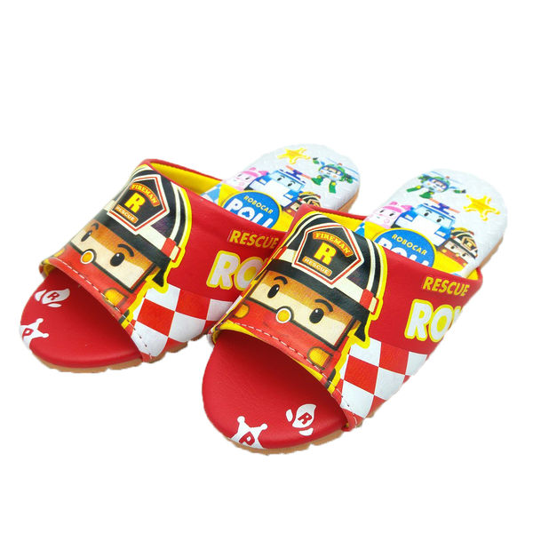 室內鞋 POLI波力 羅伊 安寶 童鞋 拖鞋 韓國原廠授權 台灣製造 日月星媽咪寶貝館