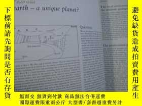 二手書博民逛書店The罕見Earth:Past,Present and Futu