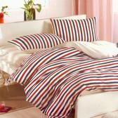T恤棉雙人加大床包組 6*7尺