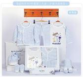 新生兒禮盒套裝春秋夏季純棉嬰兒衣服初生剛出生寶寶0-3個月6用品