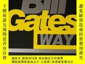 二手書博民逛書店Business罕見the bill gates way 10