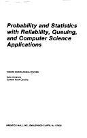 二手書《Probability and Statistics with Reliability, Queuing, and Computer Science Applications》 R2Y 0137115644