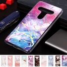 HTC U12+ Desire 12+ 鐳射大理石 手機殼 全包邊 軟殼 保護殼 大理石紋