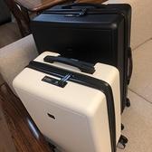 迷你行李箱 出口日本登機超輕行李箱20靜音萬向輪女24寸密碼拉鏈日系26拉桿箱
