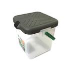 【台灣製 月光寶盒RV多功能桶《摩艾灰》】P888S/可承重/置物桶/洗車桶/收納桶/萬用桶