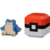 Pokemon GO 精靈寶可夢 PCB-02 卡比獸探險寶貝球 12118