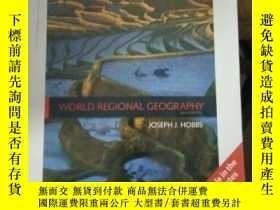 二手書博民逛書店World罕見Regional Geology Internat