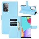 SAMSUNG 三星 Galaxy A72 5G 手機殼 磨砂翻蓋式 插卡 A52 5G 錢夾款 全包防摔 手機套 皮套