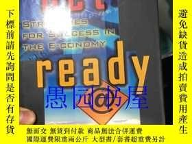 二手書博民逛書店Net罕見Ready strategies for succes