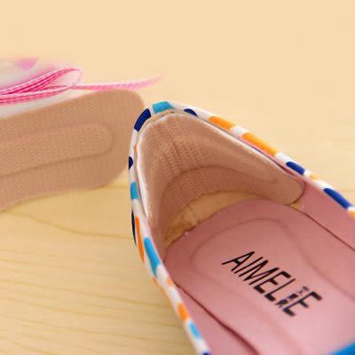 【全館5折】WaBao 腳後跟專用鞋貼 後跟貼 保護貼 (皮質款) =D01026-1=