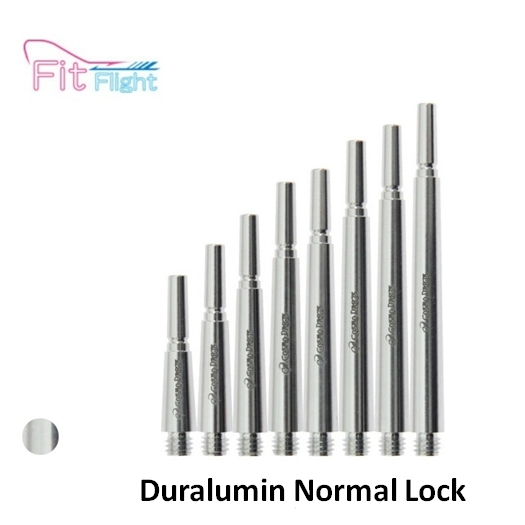 【Fit】Fit Shaft Metal Super Duralumin Normal Lock 鏢桿 DARTS