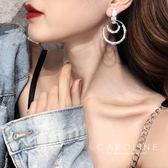 《Caroline》★韓國熱賣造型時尚  華貴款式,風采迷人 耳環70407
