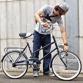腳踏車日本RAYCH20吋SHIMANO內變3速小徑車CLA203-F自行車