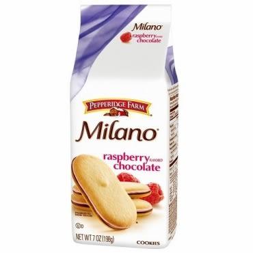 培珀莉覆盆子米蘭餅乾198g