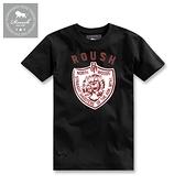 【Roush】 美式盾牌小獅短TEE -【2112059】
