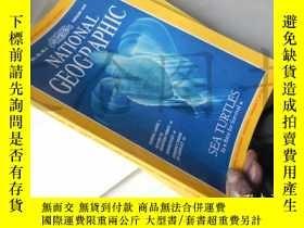 二手書博民逛書店National罕見Geographic(February 19