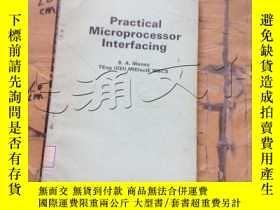 二手書博民逛書店Practical罕見Microprocessor Interf