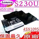 LENOVO 電池(原廠)-IBM 聯想電池 Edge S230U,45N1092,45N1093,45N1094,45N1095,4ICP5/42/61-2,43WH,內置式