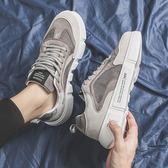 運動鞋-新款春季男鞋韓版潮流帆布小白板鞋夏季百搭運動休閒潮鞋 花間公主