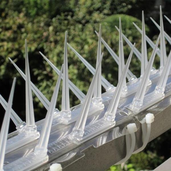 室外防鳥片陽臺室外空調防鳥防鴿子