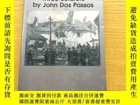 二手書博民逛書店Three罕見soldiers by john Dos Passos(三個士兵)【英文原版】32開【外文書--41