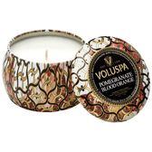 【VOLUSPA】香氛蠟燭 Maison Noir系列《石榴紅橙》 4oz