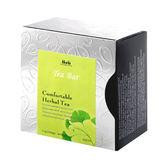 【德國農莊 B&G Tea Bar】有機舒福茶茶包盒10入 (2.5g*10包)