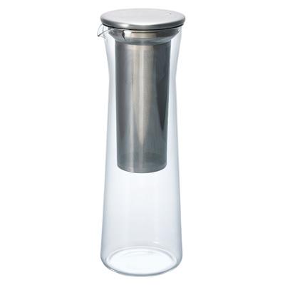 金時代書香咖啡 HARIO 不銹鋼冷泡咖啡壺 1000ML CBS-10HSV