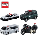 【日本正版】TOMICA 緊急事件 警車組 玩具車 巡邏車 警察車輛 警用車輛 多美小汽車 - 170549