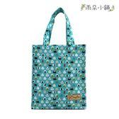 手提包 包包 防水包 雨朵小舖 M099-527 無拉鍊手提袋-綠飯糰方向鍵08141 funbaobao