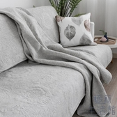 沙發墊北歐簡約沙發套罩四季通用純棉沙發蓋巾靠背巾【極簡生活】