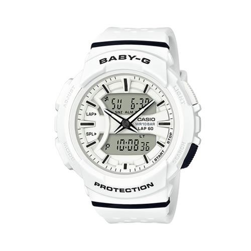 CASIO BABY-G/小資女孩運動腕錶/BGA-240-7ADR
