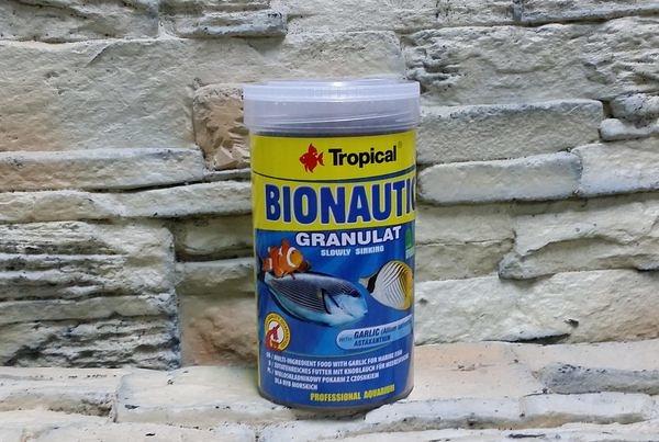 【西高地水族坊】Tropical德比克 免疫海水魚主食顆粒飼料 100ml