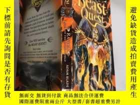 二手書博民逛書店Beast罕見Quest :RULER OF THE UNDERWORLD:野獸探索:冥界的統治者~,,Y20