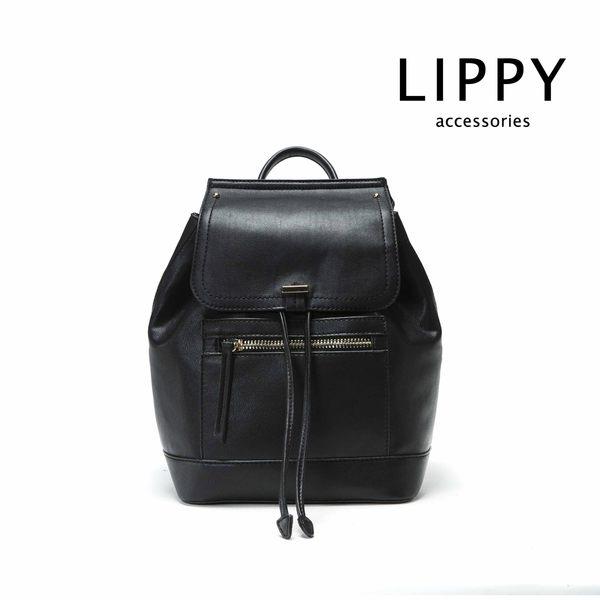LIPPY Heron荷倫-大黑 Backpack 後背包