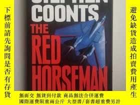 二手書博民逛書店The罕見Red Horseman(16開硬精裝有護封)Y171
