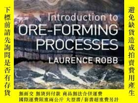 二手書博民逛書店Introduction罕見To Ore-forming ProcessesY256260 Robb, Lau