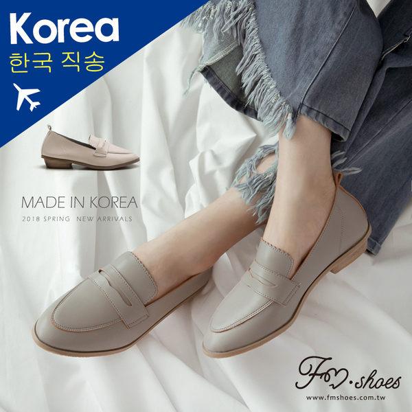 紳士.花邊古著紳士鞋-FM時尚美鞋-韓國精選.Lazy