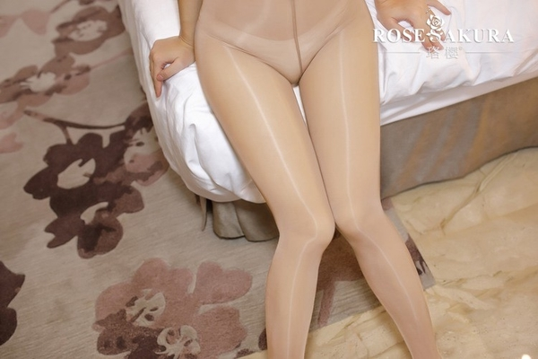 (二伯母生活館)超油亮柔滑.加襠.8D.高密度針織912針油亮絲襪(5-R17)