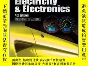 二手書博民逛書店Today s罕見Technician--AUTOMOTIVE ELECTRICITY & ELECTRONICE