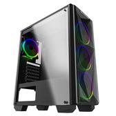 Xigmatek BEAST RGB 強化玻璃側板 ATX 電腦機殼 EN42876