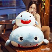 毛絨玩具睡覺床上可愛軟趴趴公仔鯨魚超柔軟大布娃娃玩偶抱枕女生 JY2898【Sweet家居】