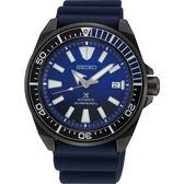 【台南 時代鐘錶 SEIKO】精工 Prospex 兩百米專業潛水機械錶 SRPD09J1@4R36-01X0A 深藍/黑 44mm