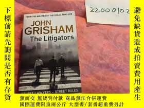 二手書博民逛書店英文原版:The罕見Litigators【英文原版】訴訟律師 書