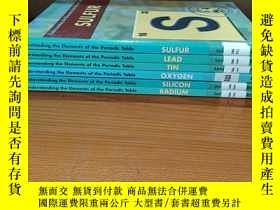 二手書博民逛書店LEAD;RADIUM;SILICON;OXYGEN;TIN;SULFUR罕見(Understanding The