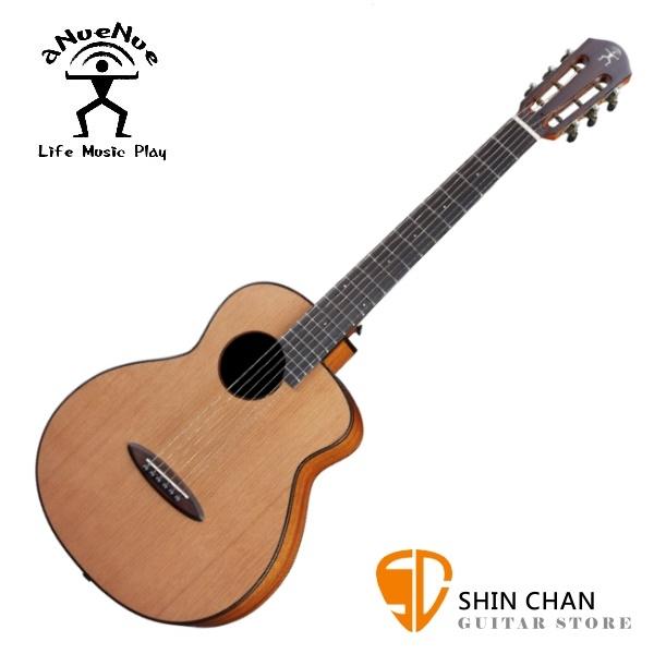aNueNue MV114 飛鳥/36吋 民謠小吉他/古典造型琴頭 紅松面板/桃花心木 全單板 附多樣配件