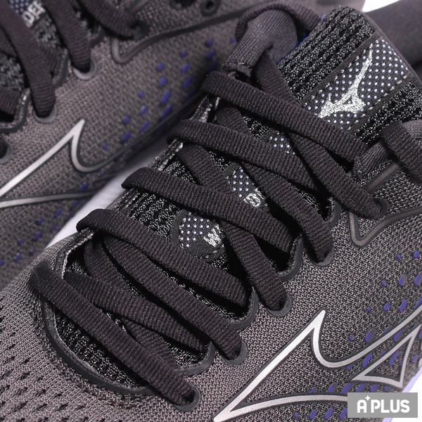 MIZUNO 女 慢跑鞋 WAVE RIDER 25 WIDE 4E 寬楦-J1GD210693