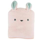 【預購】CB JAPAN 動物造型超細纖維浴巾│三款小白兔粉