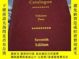 二手書博民逛書店American罕見Air Mail Catalogue(美國航